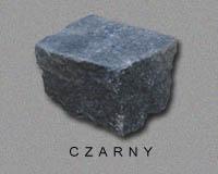 Kostka granitowa czarna